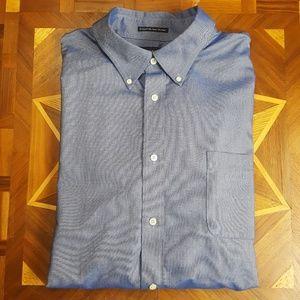 NWOT Lands' End XXL button down shirt